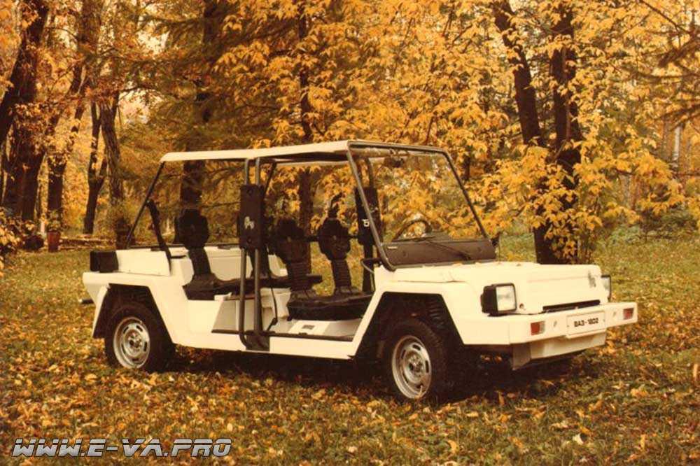 """ВАЗ-1801 """"Пони"""", 1979 год"""