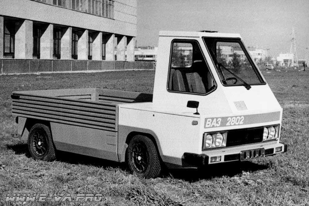 """ВАЗ-2802-01 """"Пони"""", 1979 год"""