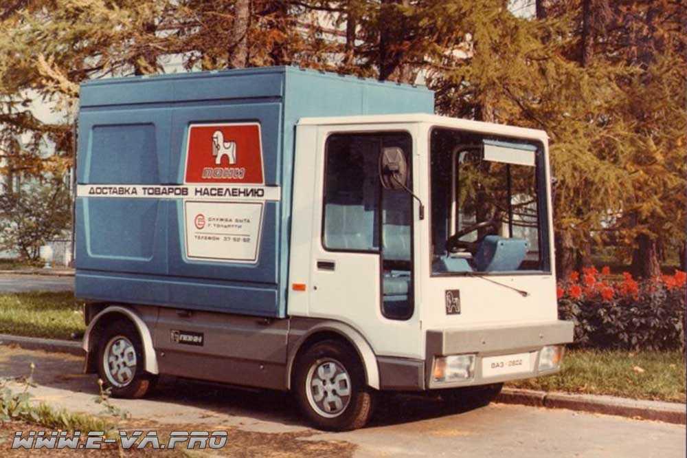 """ВАЗ-2802-02 """"Пони"""", 1980 год"""