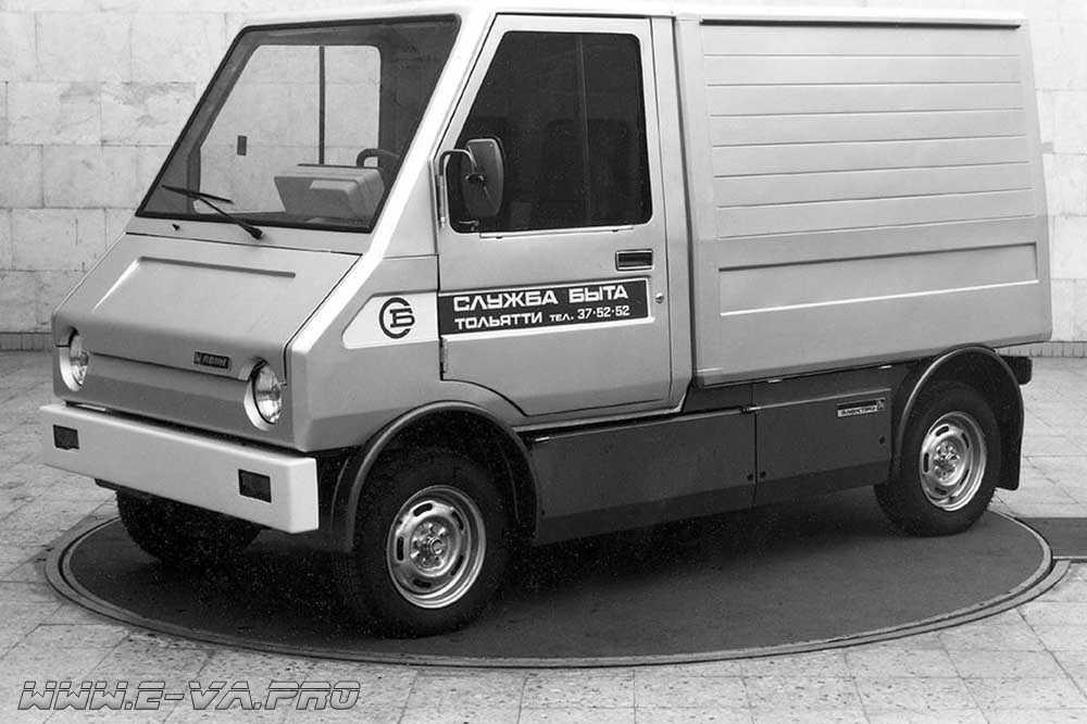 ВАЗ-2702, 1983 год