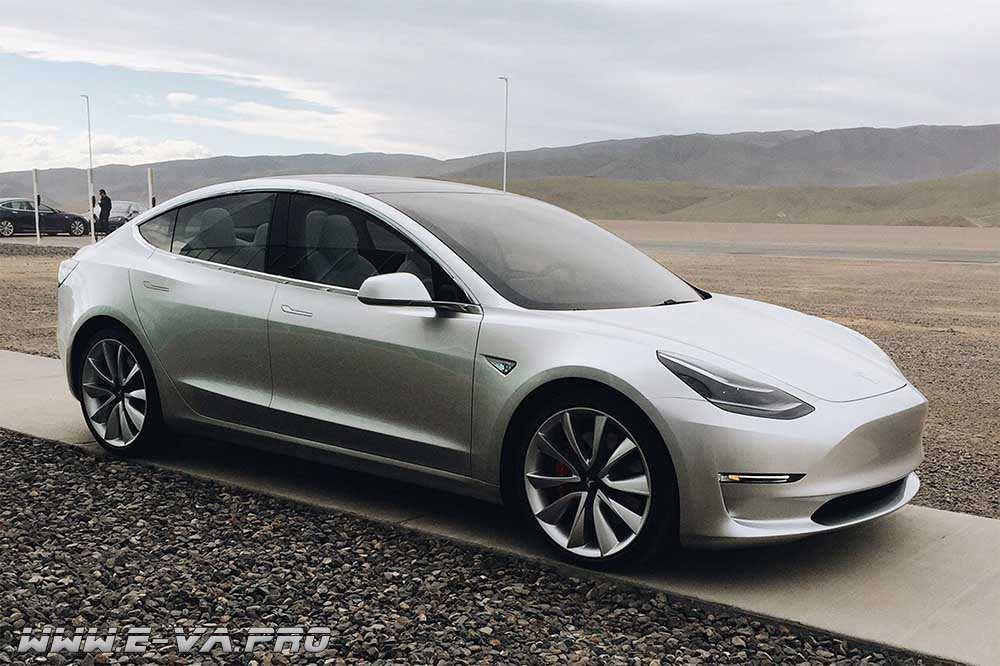 Tesla выпустит 500 тысяч электромобилей в 2018 году