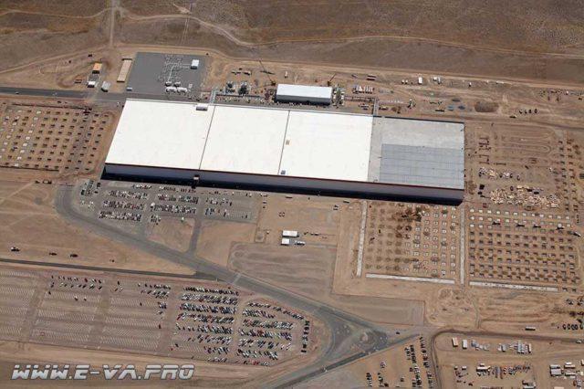 Gigafactory – как выглядит производство будущего