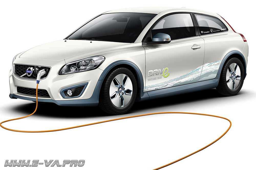 Volvo: к 2025 году мы продадим 1 миллион электромобилей