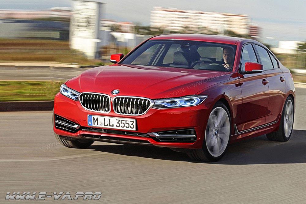 BMW будет производить электрокары