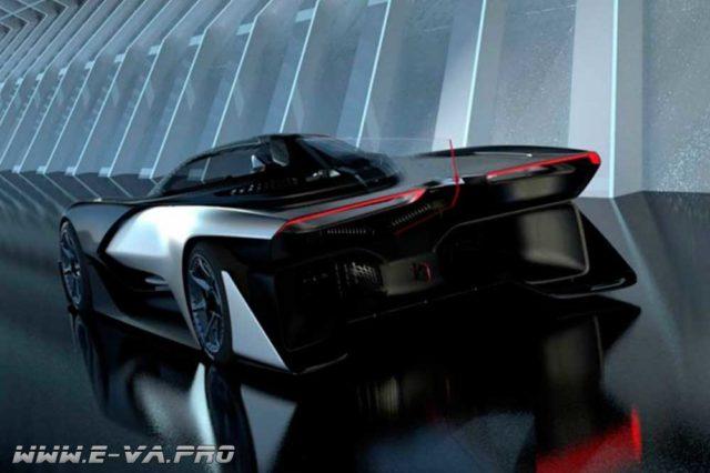 есть ли конкуренты у Tesla - Faraday Future
