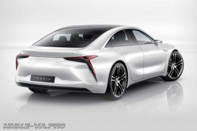 есть ли конкуренты у Tesla - Youxia X