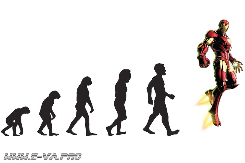 Эволюция Tesla