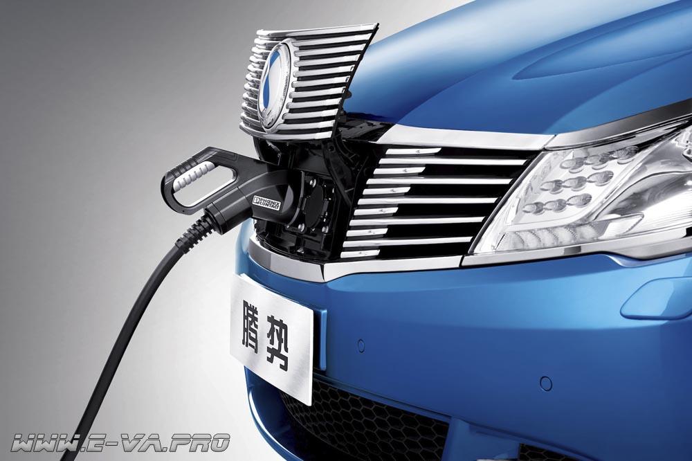 Китай серьезно заинтересован в использовании электромобилей.