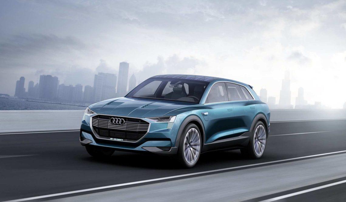 Корпорация Ауди планирует выпускать электромобили и гибридные авто.