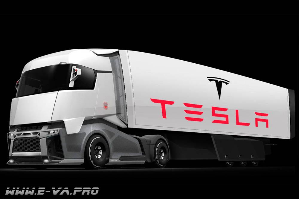 Микроавтобус Tesla выйдет на базе Model X