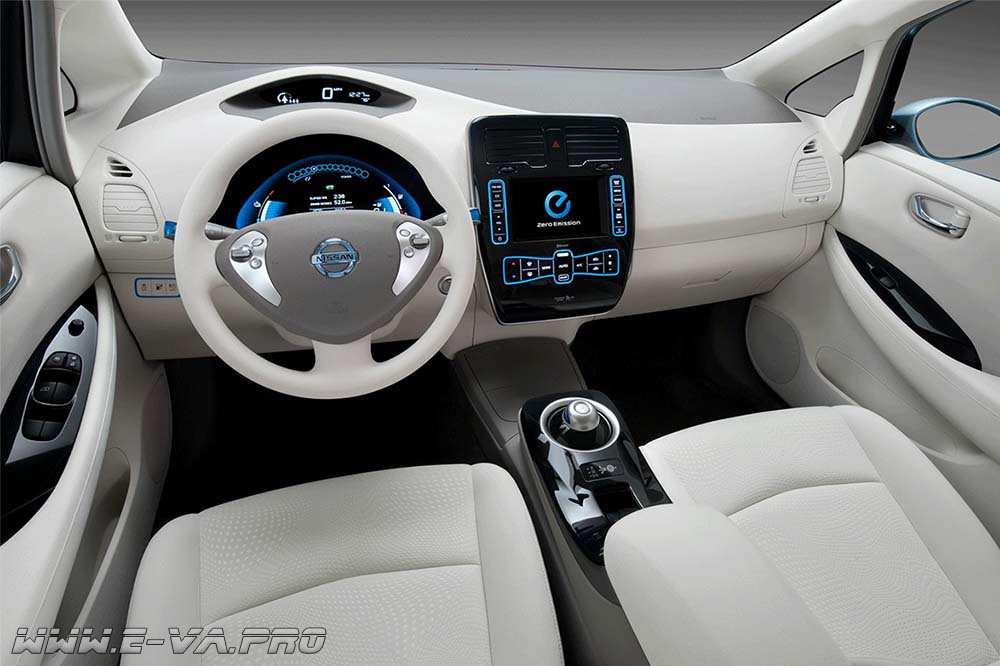 Nissan Leaf убедил автовладельцев в преимуществах электромобилей