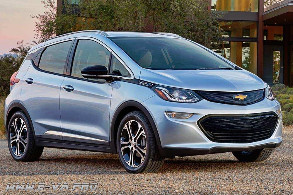 Новый Chevrolet Bolt скоро появится в продаже
