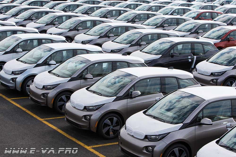 таможенные пошлины на ввоз электромобилей обнулены