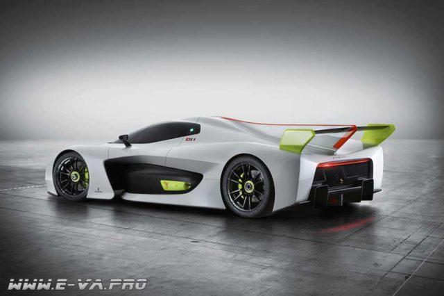 Pininfarina и Mahindra выпустят линейку электрических спорткаров