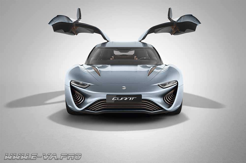 Quant e-Sportlimousine – суперэлектрокар будущего