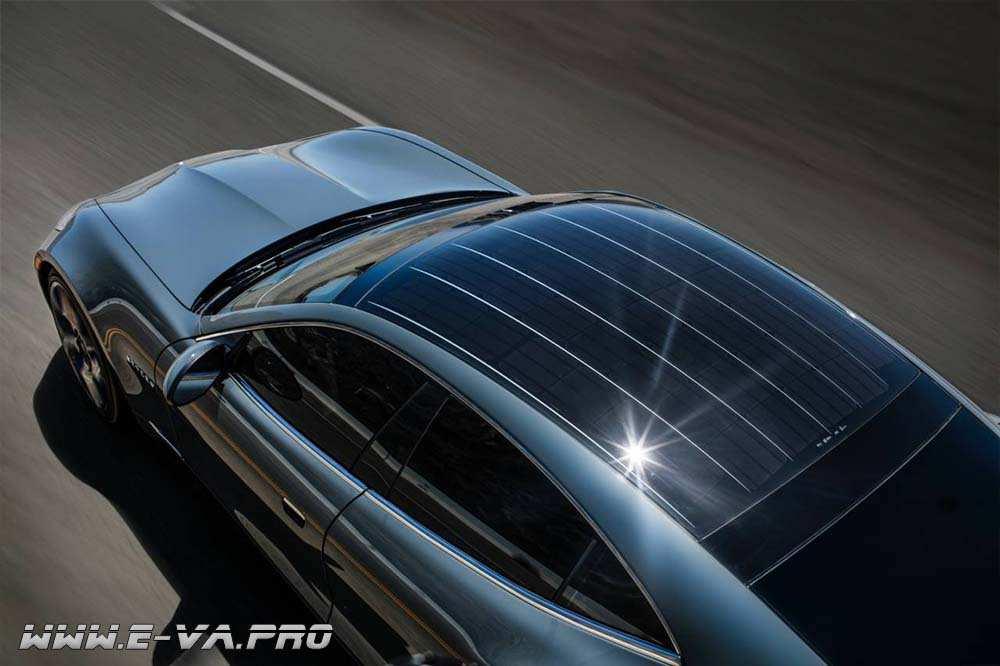 Sion – электромобиль на солнечных батареях