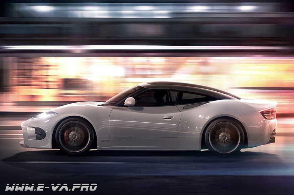 Spyker и Volta Volaré заявили о совместной работе по производству спорткаров