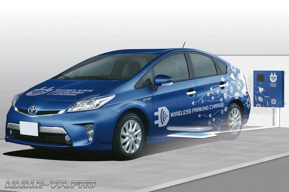 Технологии будущего: беспроводная зарядка для электромобилей