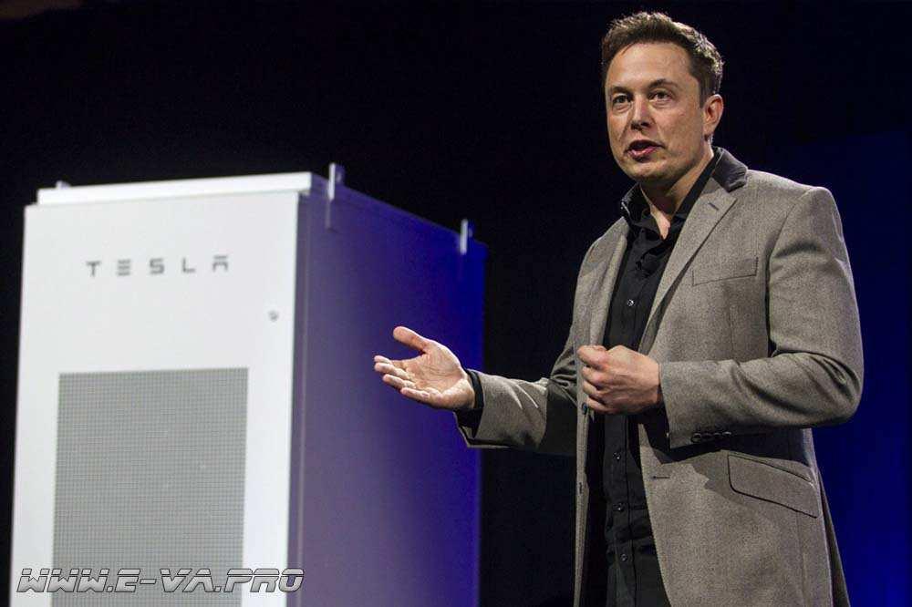 Tesla запускает производство аккумуляторов нового поколения