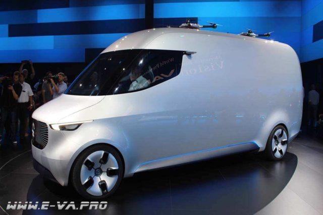 Vision Van – фургон будущего