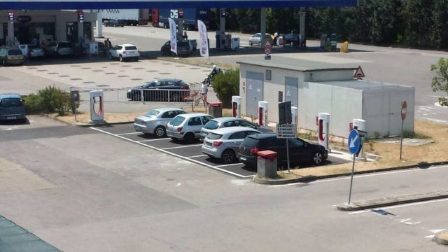 Supercharger против