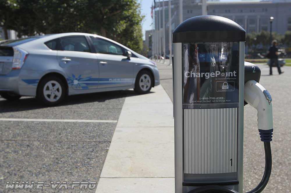 180 миллионов долларов потратит Корея для развития экосистемы электрического автотранспорта