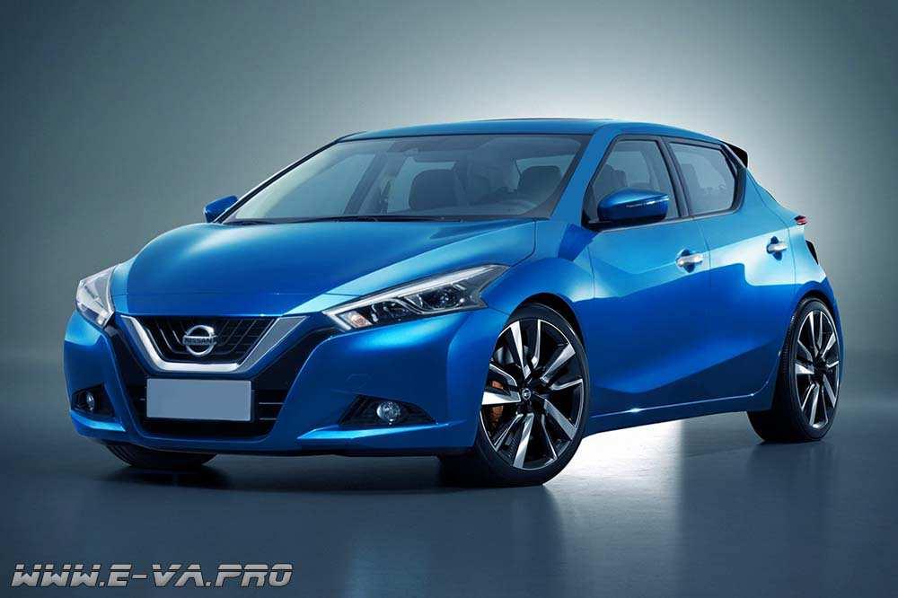 Запас хода нового электрокара Nissan Leaf будет равен 220 км.