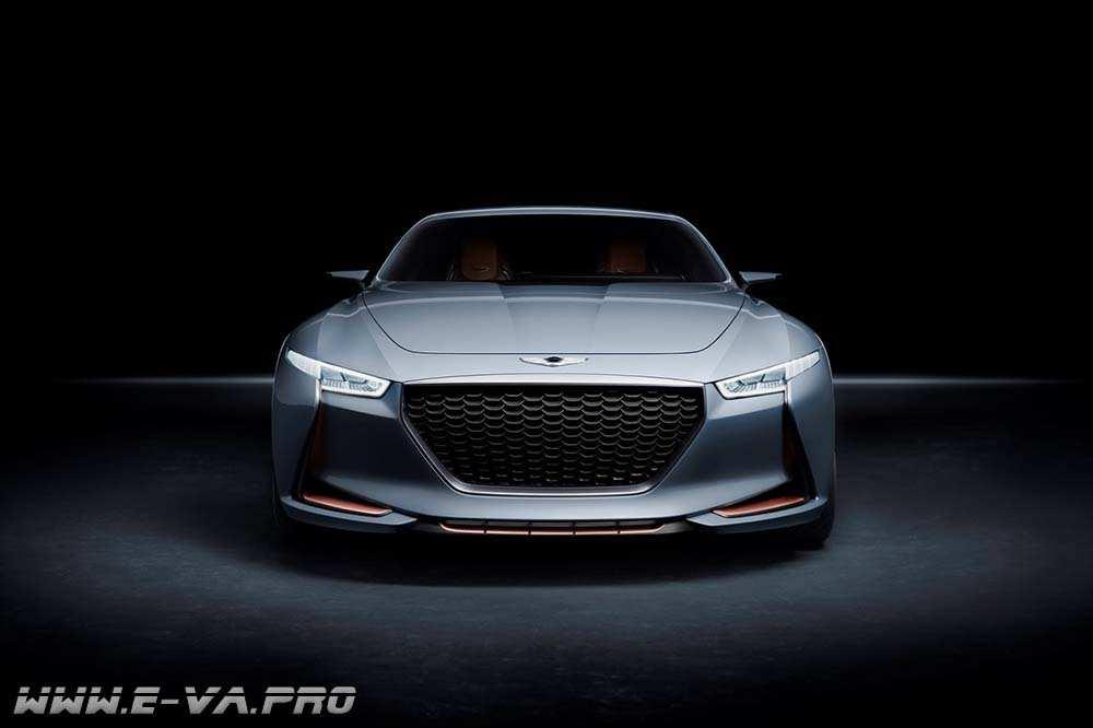 Hyundai планирует выпуск электрической модели Genesis