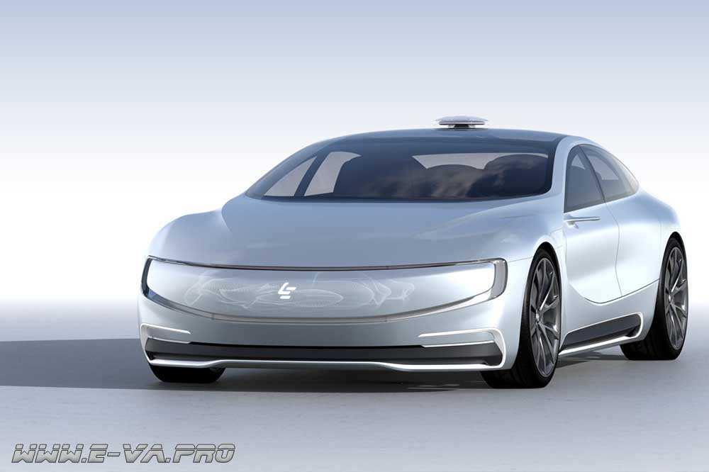 Китайская компания реализует более миллиарда долларов на разработку электромобиля