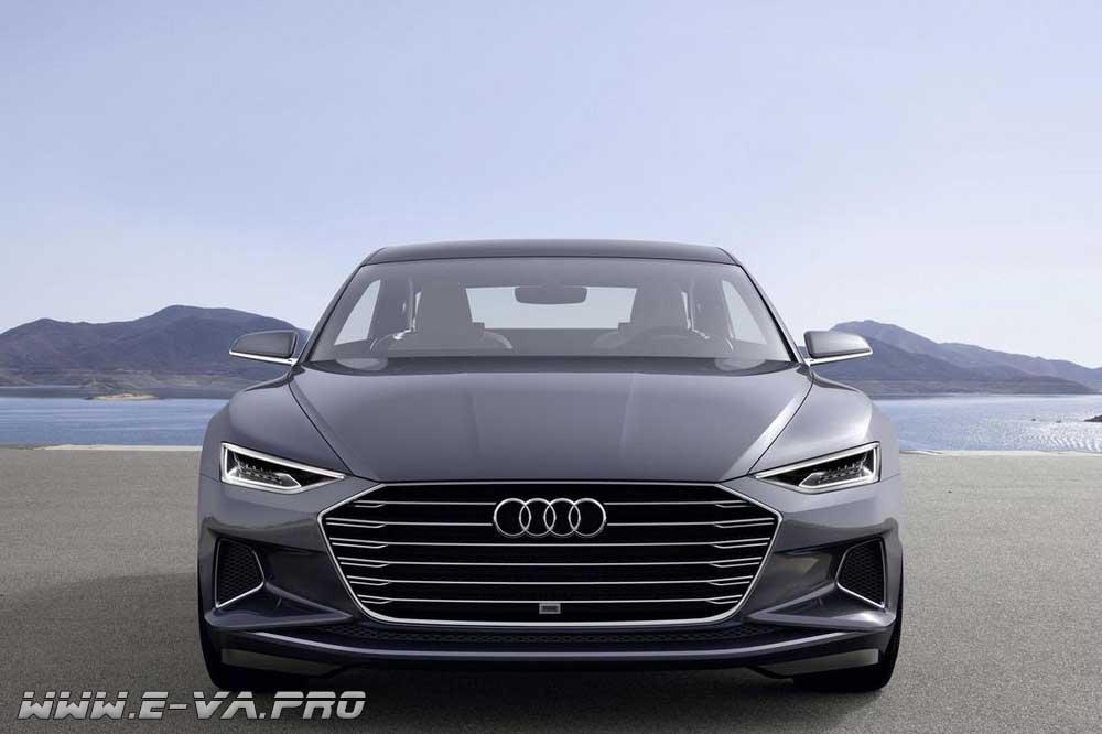 Компания Audi выбрала название своих будущих электрокаров
