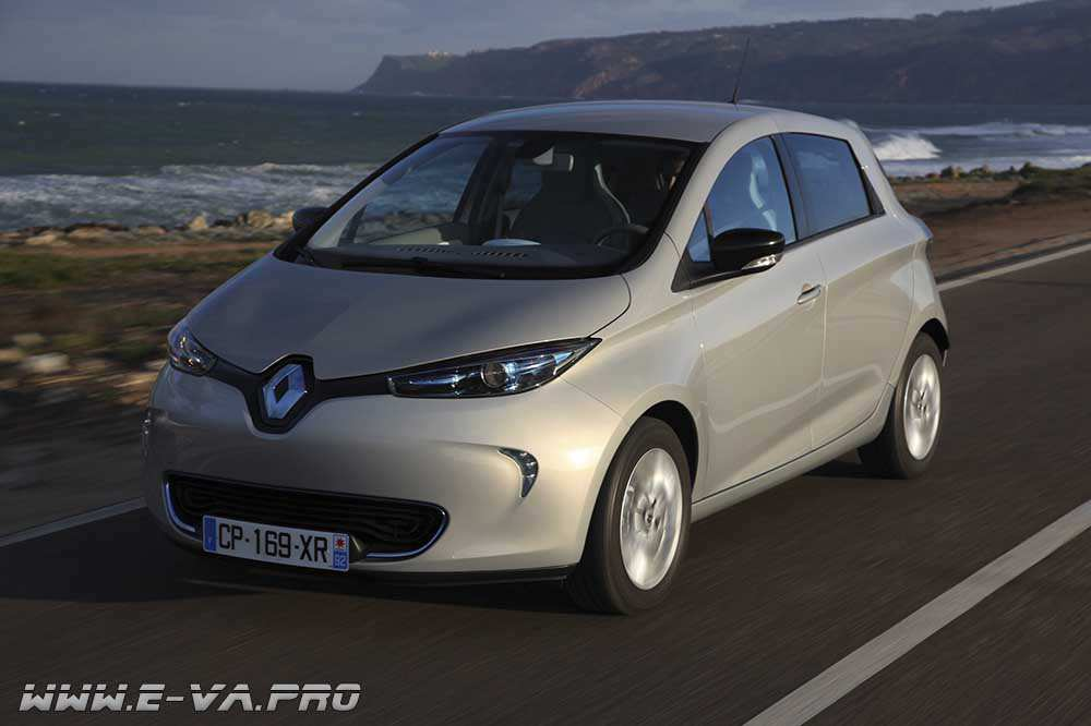 Renault Zoe: рестайл