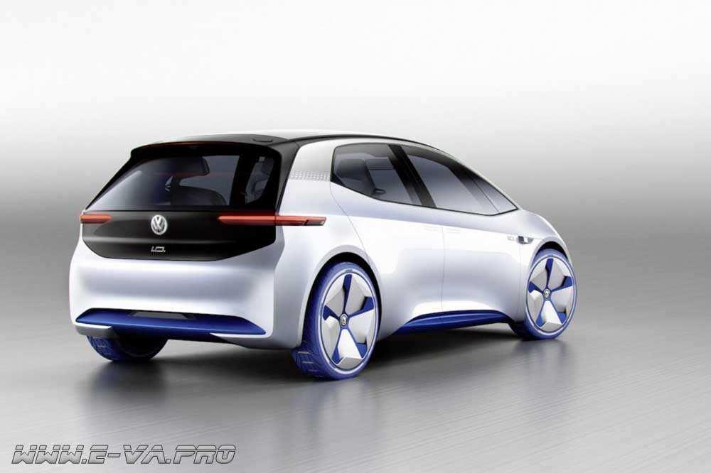 Volkswagen I.D. – новый концепт от Volkswagen