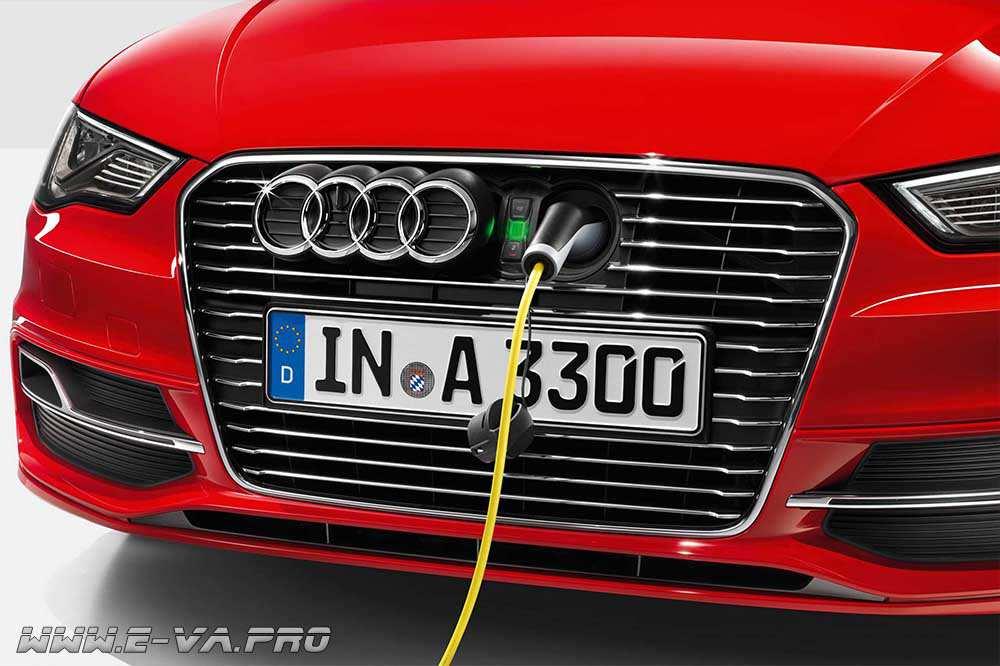 audi разрабатывает новую линейку электромобилей