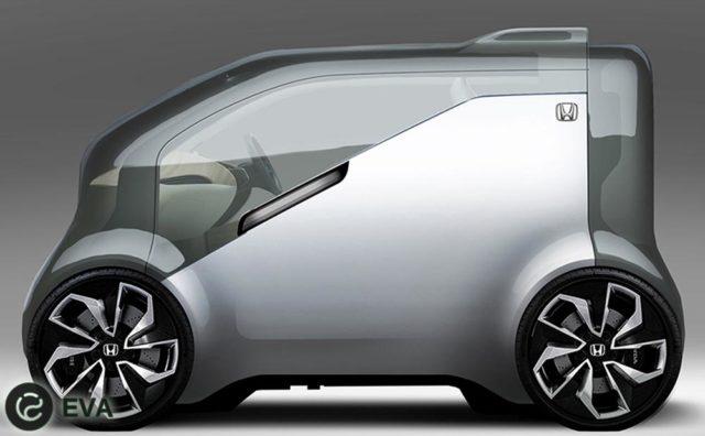 Компанией Honda был разработан электрокар для города с эмоциональным интеллектом.