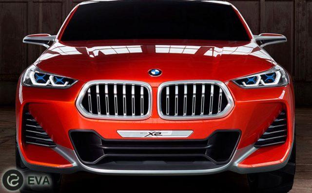 Будущие электромобили BMW