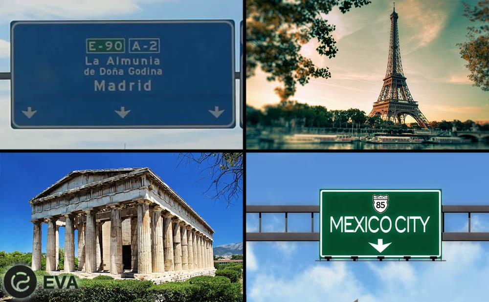 В четырех мировых столицах транспорт на солярке будет запрещен.