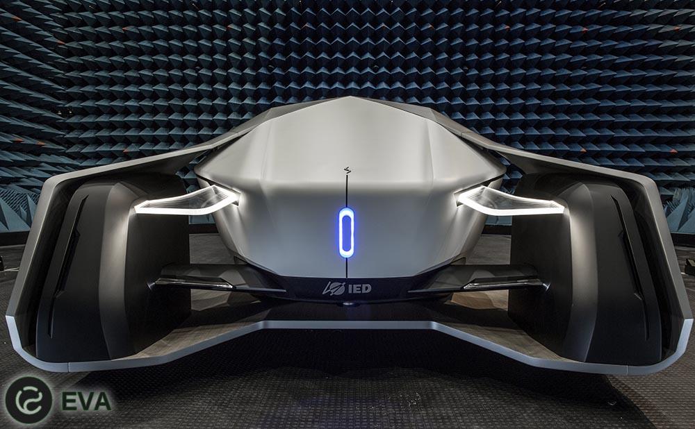 IED Shiwa или каким будет электрокар будущего?