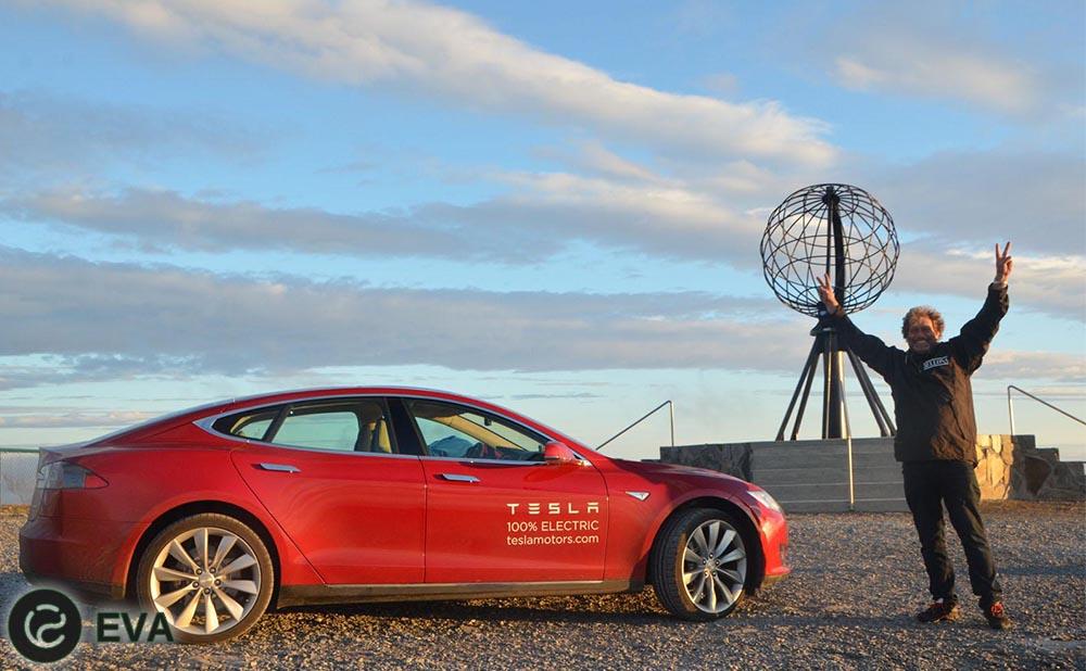 100 000 электромобилей на дорогах Норвегии