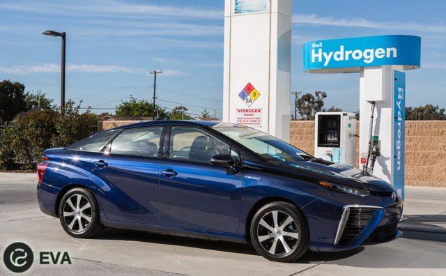 Электромобили оказались экономичнее каров на водородной тяге