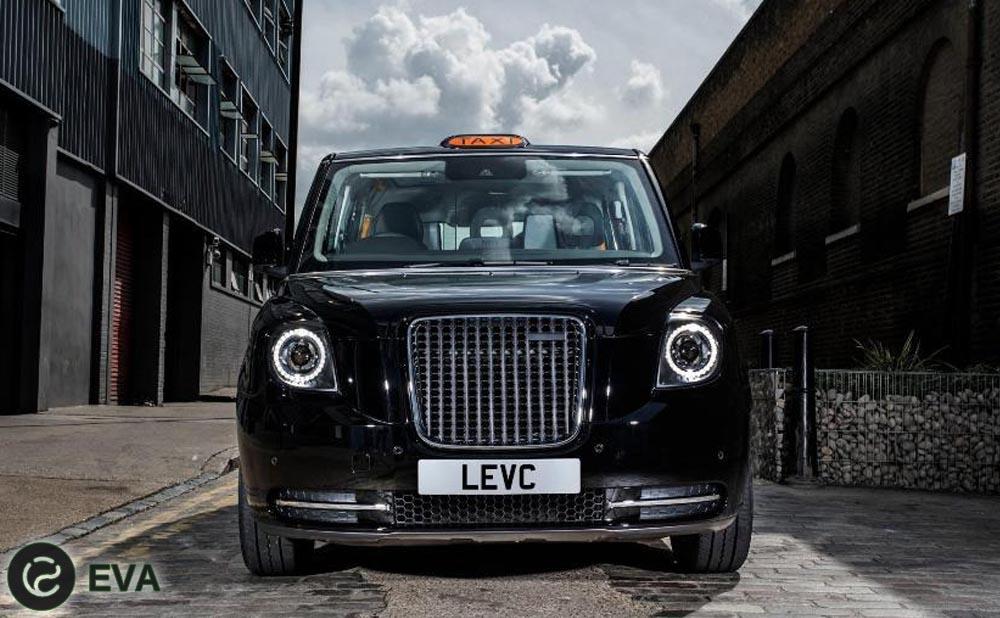 TX eCity: новый гибридный лондонский кэб