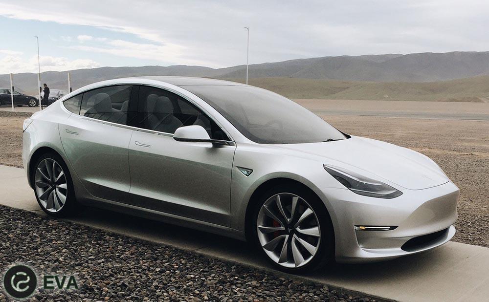 Tesla Model 3: рост производства и будущие поставки