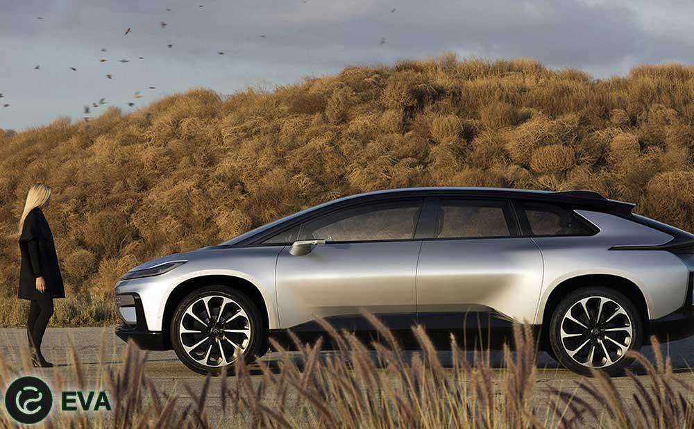 FF91 от Faraday Future побил рекорд Tesla Model S