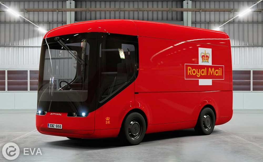 Наши в Лондоне: электрофургоны для Королевской почты производит российская компания