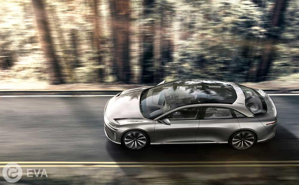 """Ford покупает EV-стартап Lucid Motors, пытавшийся """"убить Tesla"""""""