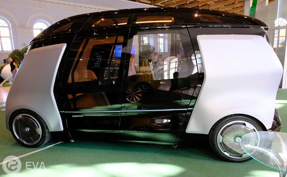 Беспилотный электроавтобус КамАЗа