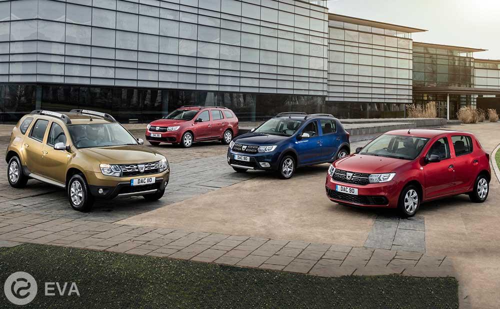 Румынское наступление: Dacia полностью переходит на электромобили