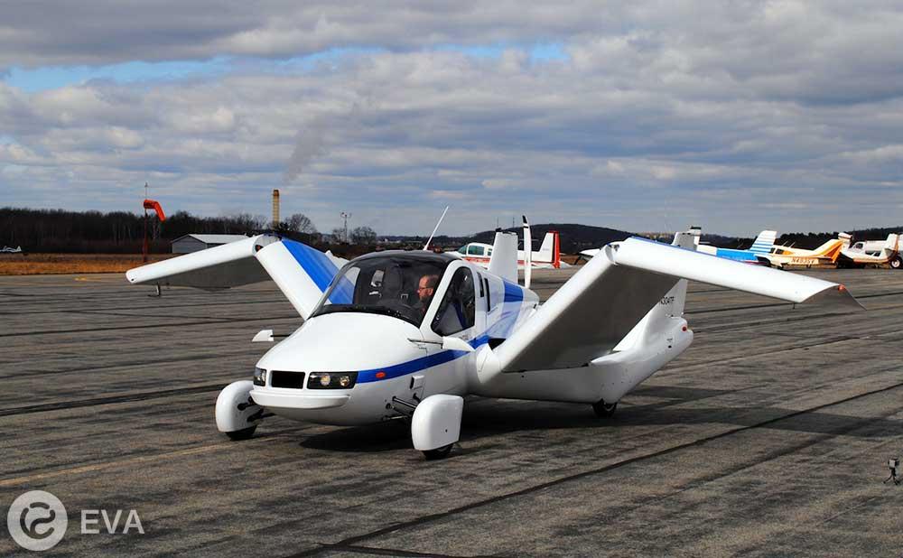 Через три года машины будут летать? Компания Uber грозится разработать свой летающий концепт уже к 2020 году