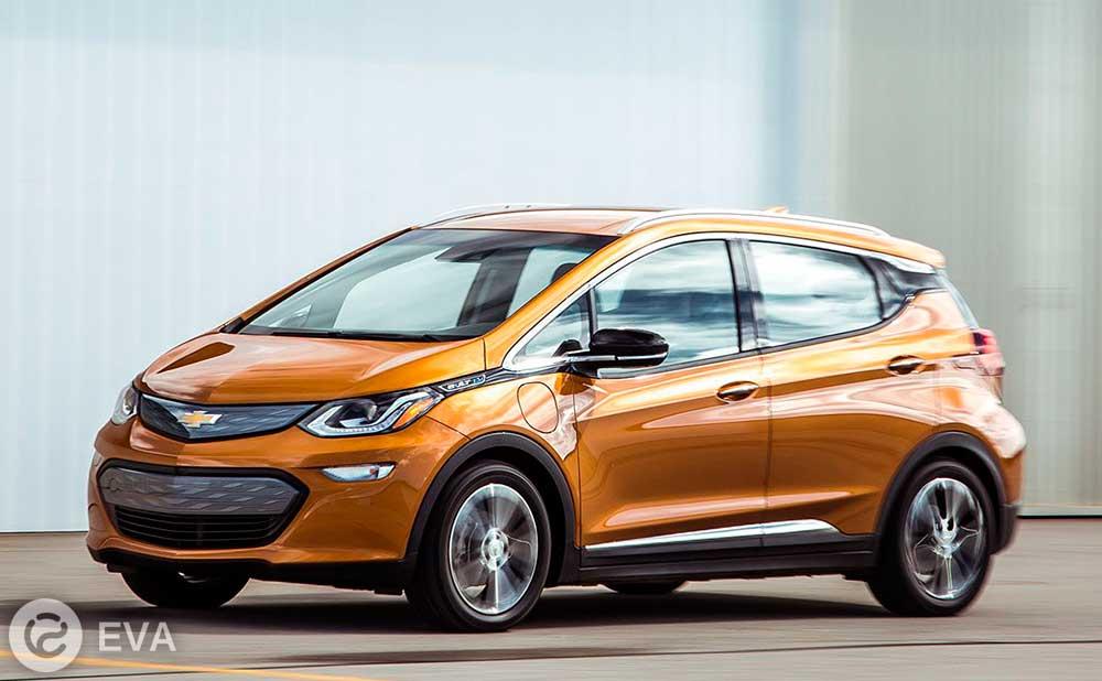 Электрохэтчбэк Chevrolet Bolt стал фургоном