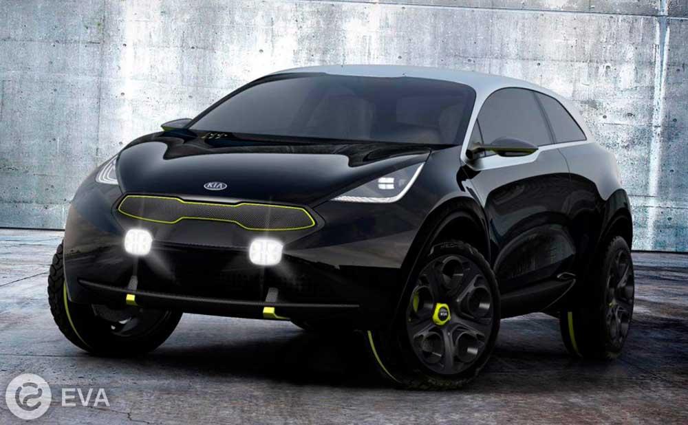 электромобиль Kia Nero