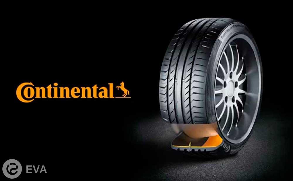 continental автопилот и колесо для электрокаров